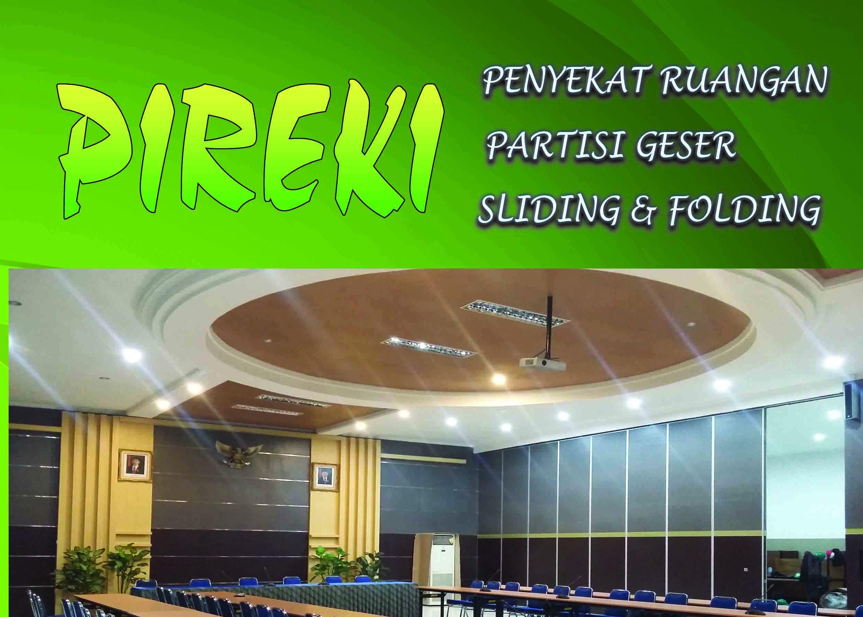 PUSAT PINTU, PARTISI LIPAT INDONESIA